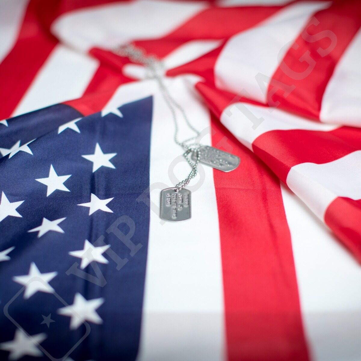 us_dogtags_mini_dull_finish_USA_flag