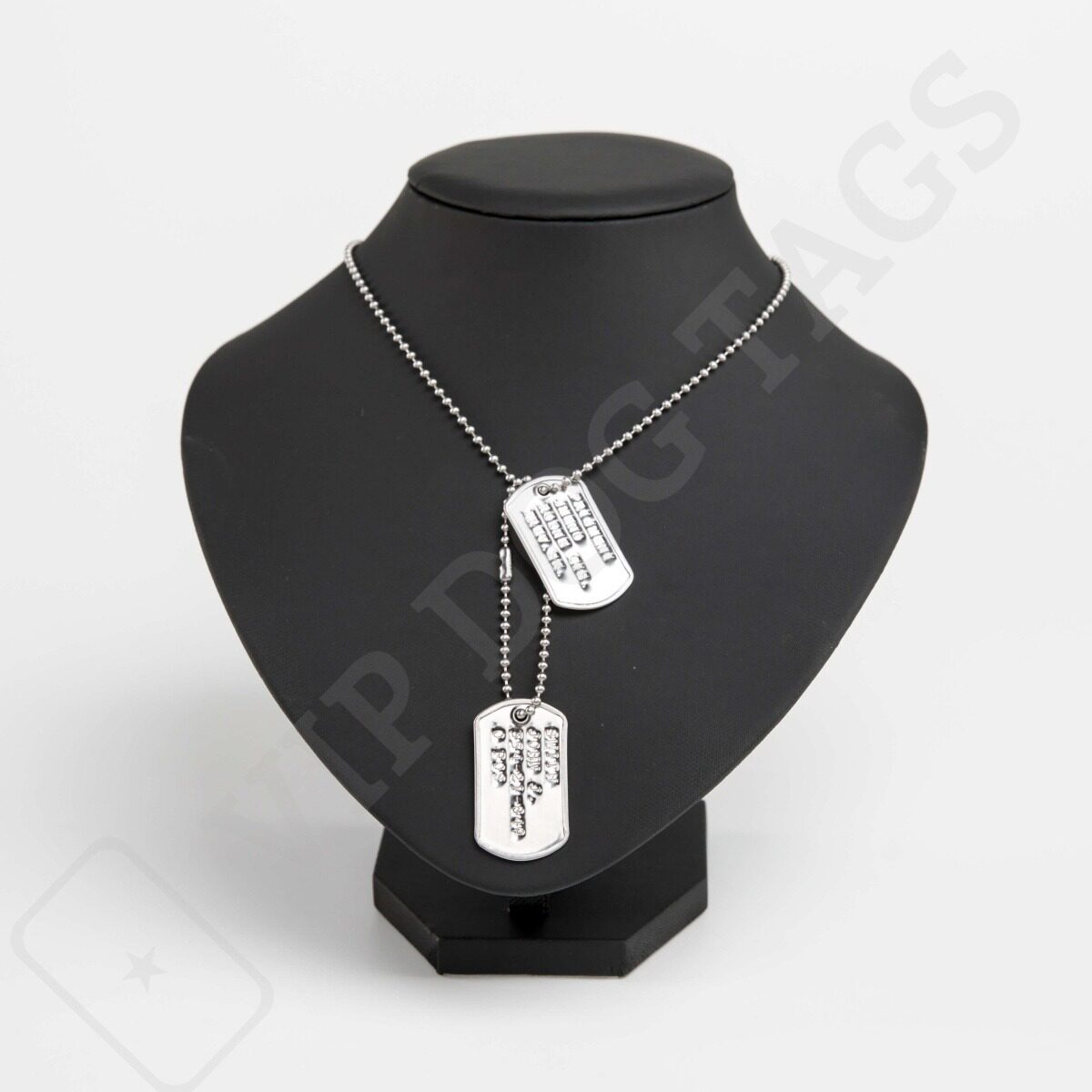 Original US Dog tags Mini