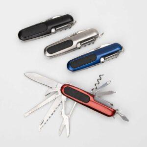 Multifunkční kapesní nůž  s vlastním textem nebo logem - různé barvy, 675675